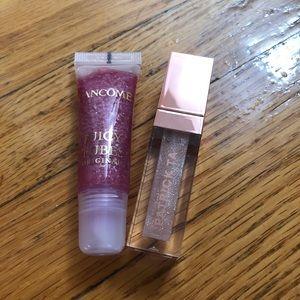 New Gorgeous Lipgloss Bundle - Lancôme and Patrick